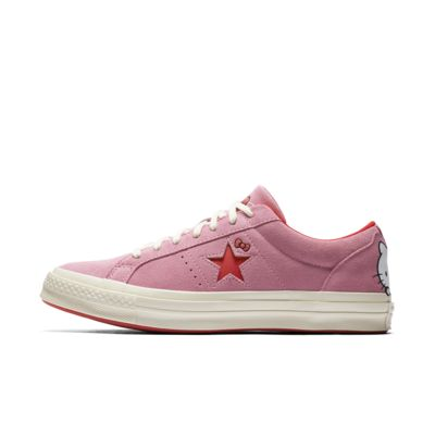 Converse X Hello Kitty One Star Suede Low Top by Nike