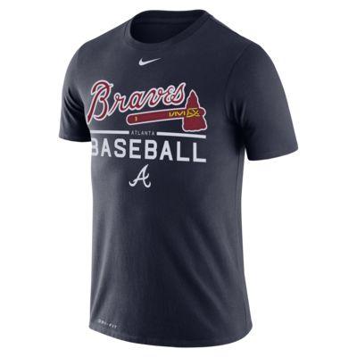Nike Practice (MLB Braves) Men's T-Shirt