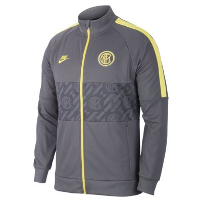 Inter Milan Men's Football Jacket