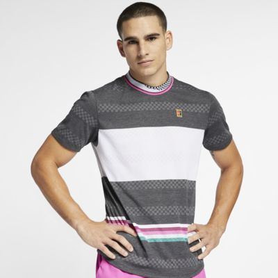 NikeCourt Challenger Men's Short-Sleeve Tennis Top