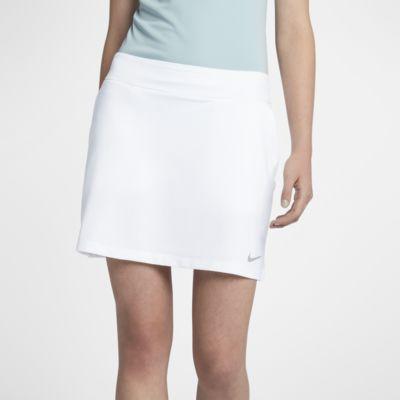 Golfshortskjol Nike Dry 42 cm för kvinnor