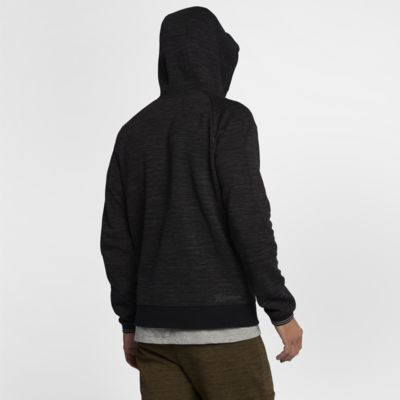 Hurley Phantom Motion Zip Up Men's Fleece Hoodie. Nike.com