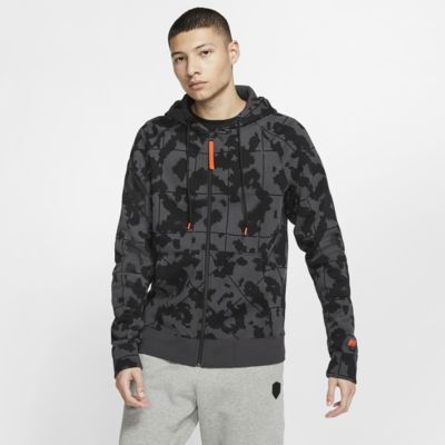 LeBron Men's Full-Zip Basketball Hoodie