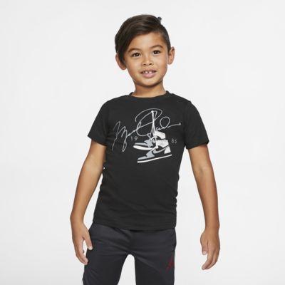 Tee-shirt à manches courtes Jordan pour Jeune enfant