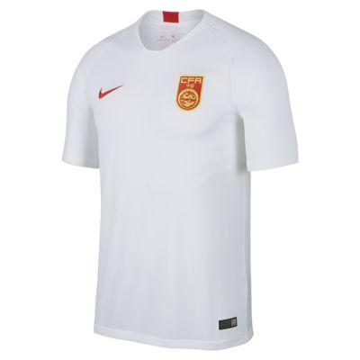 中国队 Nike Breathe 客场男子足球球迷服