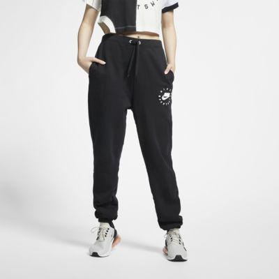 Pantalones de felpa francesa para mujer Nike Sportswear NSW