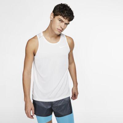 เสื้อกล้ามวิ่งผู้ชาย Nike Dri-FIT Miler