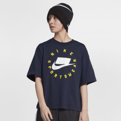 Nike Sportswear NSW 女子短袖上衣