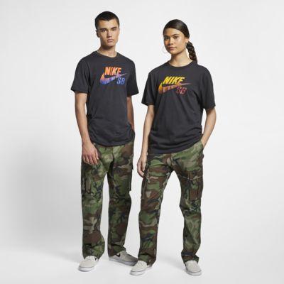 Nike SB Flex FTM 男子迷彩滑板长裤