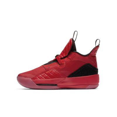 Air Jordan XXXIII Basketbalschoen voor kids