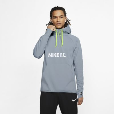 Ποδοσφαιρική μπλούζα με κουκούλα Nike F.C.