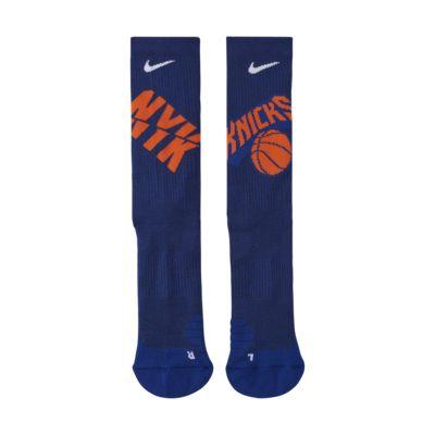 ニューヨーク ニックス ナイキ エリート NBA クルー ソックス