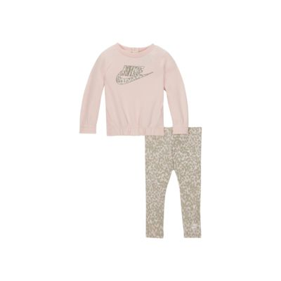 Nike Sportswear Baby (12-24M) Top and Leggings Set
