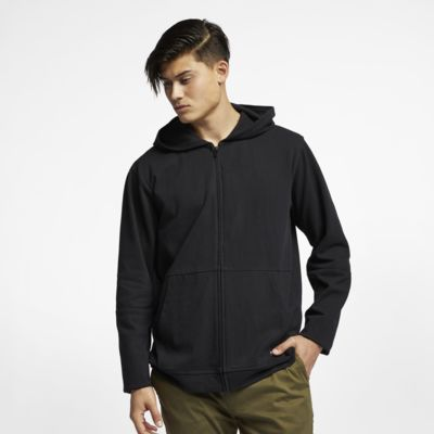 Hurley Tourist Men's Zip Long-Sleeve Hoodie