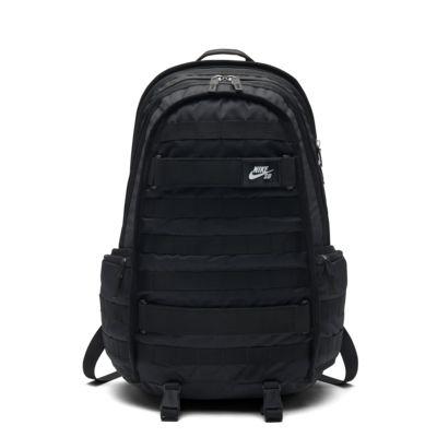 Купить Рюкзак для скейтбординга Nike SB RPM, Черный/Черный/Черный, 19064230, 11574534