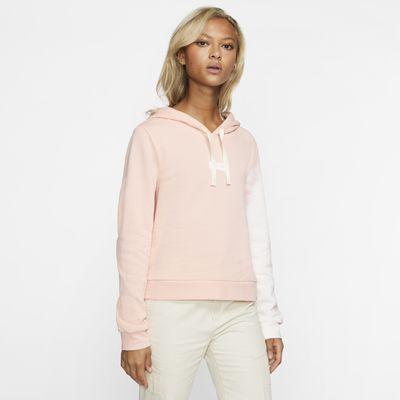 Hurley Dip Dye Perfect Women's Cropped Sweatshirt