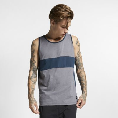 Hurley Dri-FIT Harvey Blocked Tanktop voor heren