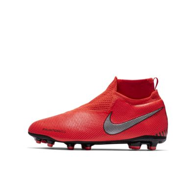 Fotbollssko för varierat underlag Nike Jr. PhantomVSN Elite Dynamic Fit Game Over MG för ungdom