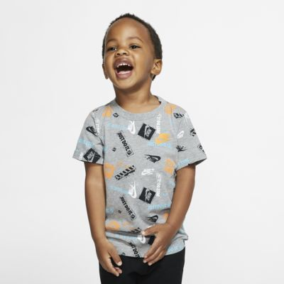 Nike 婴童印花T恤
