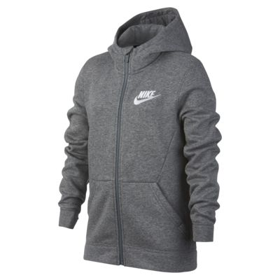 Nike Sportswear Older Kids' (Boys') Full-Zip Hoodie