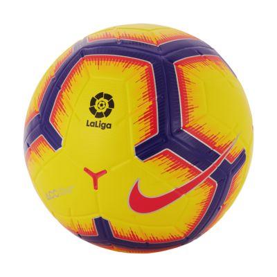 Купить Футбольный мяч La Liga Merlin, Желтый/Пурпурный/Flash Crimson/Flash Crimson, 21982041, 12324921