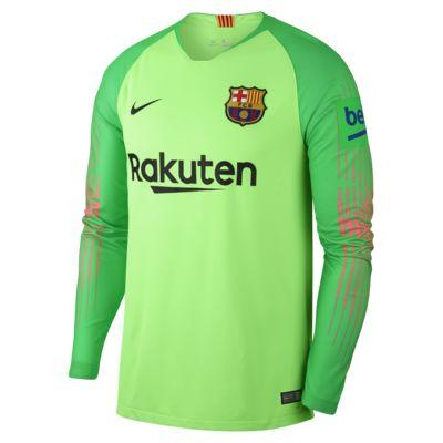 Мужское футбольное джерси 2018/19 FC Barcelona Stadium Goalkeeper