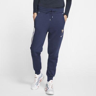 Pantalon de football FFF Tech Fleece pour Femme
