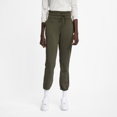 NikeLab Collection Women's High-Rise Fleece Trousers