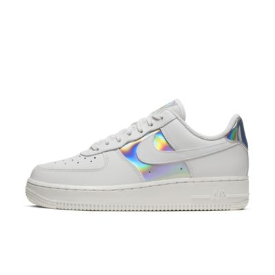 Nike Air Force 1 Low schimmernder Damenschuh