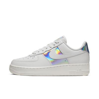 Calzado iridiscente para mujer Nike Air Force 1 Low
