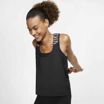 Nike Pro Intertwist singlet til dame