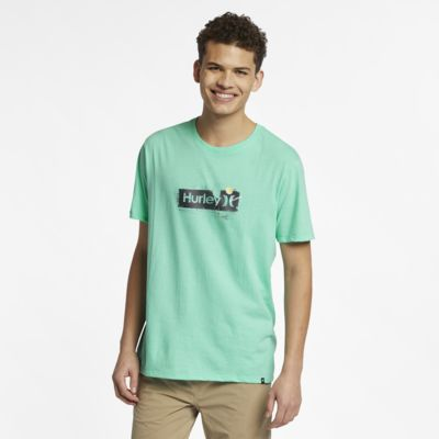 Playera para hombre Hurley Premium One and Only Punked