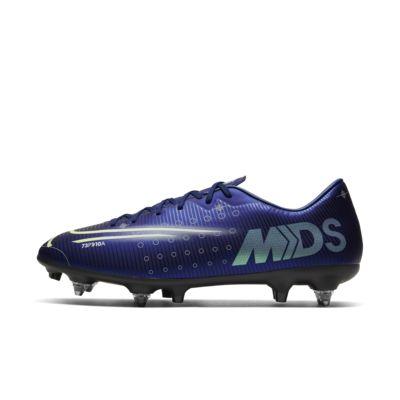 Nike Mercurial Vapor 13 Academy MDS SG-PRO Anti-Clog Traction Botas de fútbol para terreno blando