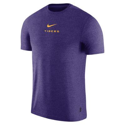 Nike College Dri-FIT Coach (LSU) Men's Short-Sleeve Top