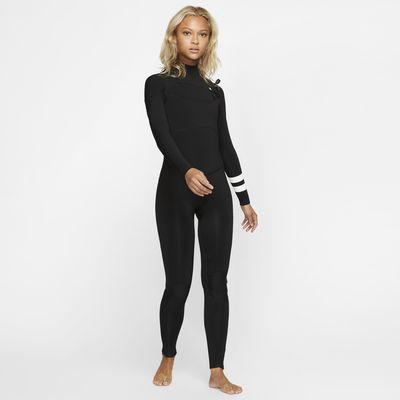 Våtdräkt Hurley Advantage Plus 5/3mm Fullsuit för kvinnor