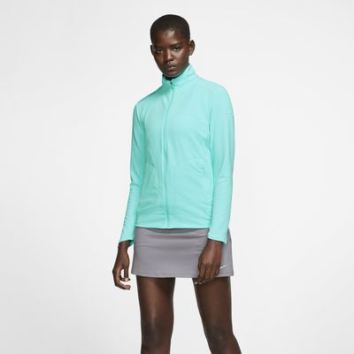 Casaco de golfe Nike Dri-FIT UV para mulher
