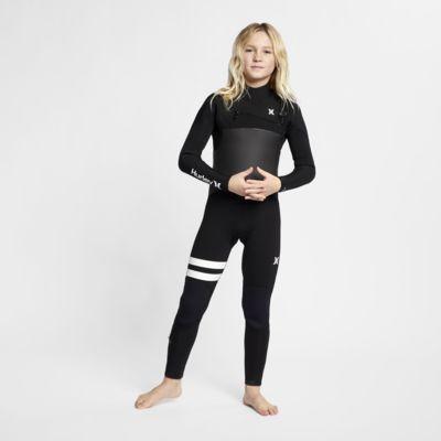 Hurley Advantage Plus 5/3mm Fullsuit Neoprenanzug für ältere Kinder (Jungen)