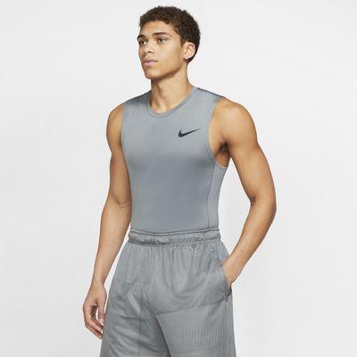 Camiseta sin mangas para hombre Nike Pro