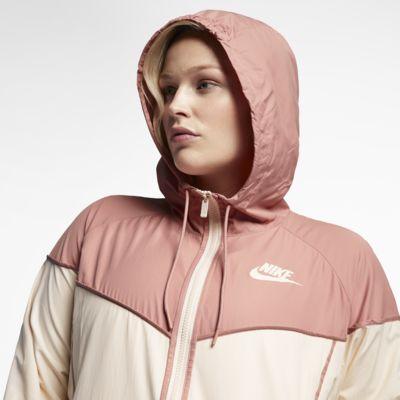 72b73e15d0ae0 Nike Sportswear Windrunner (Plus Size) Women s Jacket. Nike Sportswear  Windrunner
