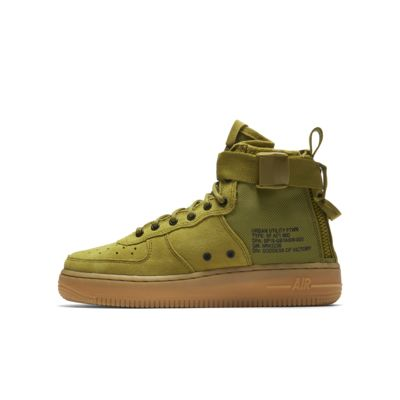 sf air force 1 mid sneaker nz