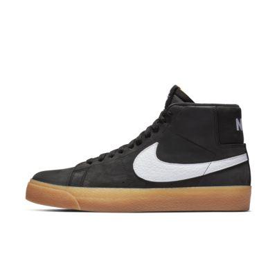 Nike SB Zoom Blazer Mid ISO男/女滑板鞋