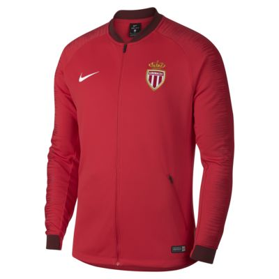 AS Monaco FC Anthem Men's Football Jacket