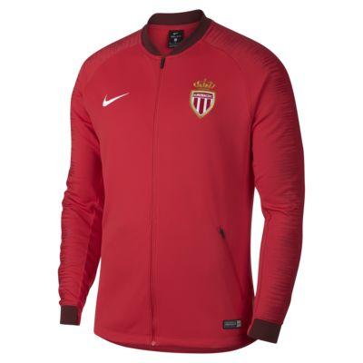 AS Monaco FC Anthem fotballjakke til herre