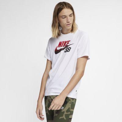 Playera de skateboarding con logotipo para hombre Nike SB Dri-FIT