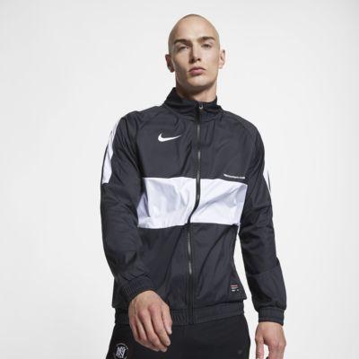 Chamarra de fútbol para hombre Nike F.C.