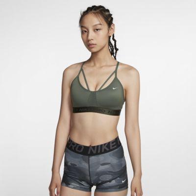 Nike AeroAdapt Indy 女子低强度支撑运动内衣