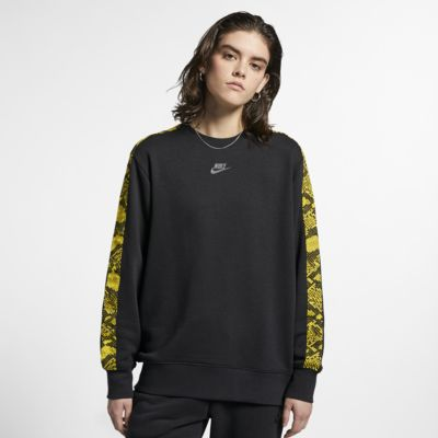 Dámské tričko Nike Sportswear s kulatým výstřihem a zvířecím potiskem