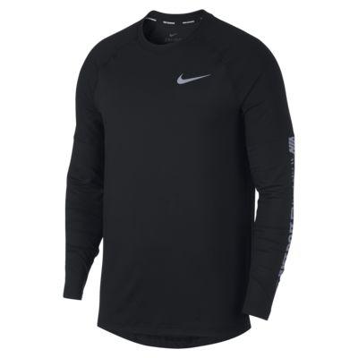 Nike Element 男款長袖跑步上衣