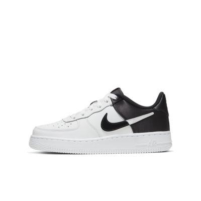 Nike Air Force 1 NBA Low sko til store barn
