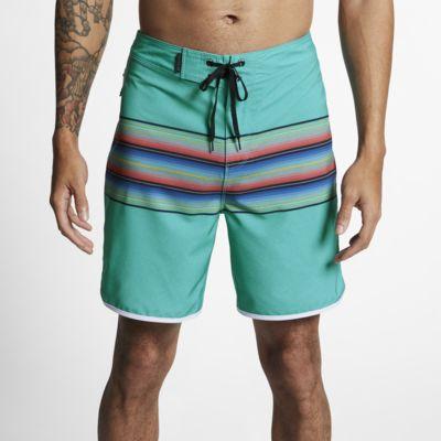 Hurley Phantom Baja Malibu-surfershorts (46 cm) til mænd